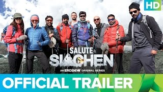 Original Series | Salute Siachen live on Eros Now