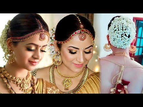 Xxx Mp4 Actress Bhavana Inspired South Indian Bridal Look Affordable Drugstore 3gp Sex