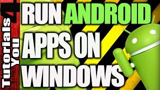 How To Install Android Apps On PC Without Bluestacks 2016