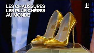 Les chaussures les plus chères du monde valent 17 millions de dollars
