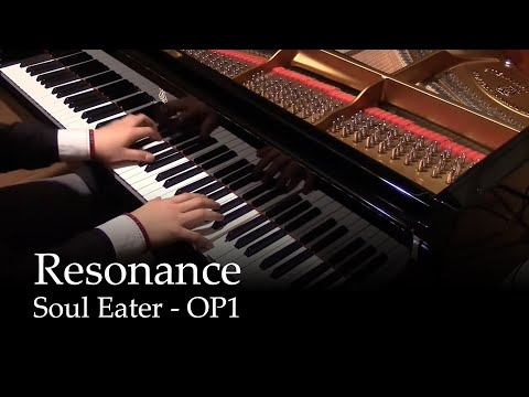 Download Resonance - Soul Eater OP1 [piano]