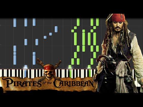 Xxx Mp4 Pirates Of The Caribbean Medley Piano Tutorial Synthesia Kyle Landry SHEETS MIDI 3gp Sex