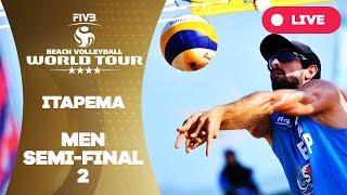 Itapema 4-Star - 2018 FIVB Beach Volleyball World Tour - Men Semi Final 2