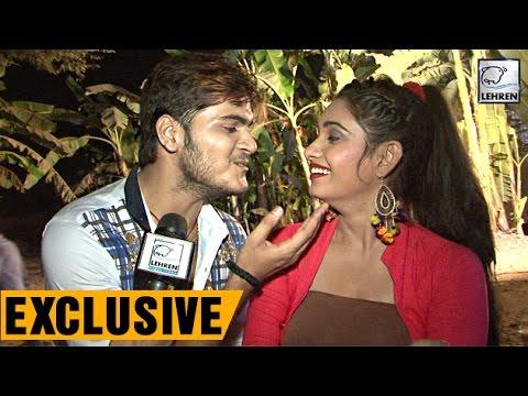 देखिये कल्लू और रीतू सिंह की मस्ती इंटरव्यू के दौरान | Exclusive | Arvind Akela Kallu