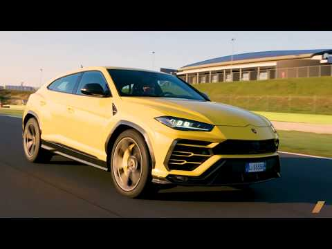 Lamborghini Urus SUV 641 Horsepower No V10 TEST DRIVE