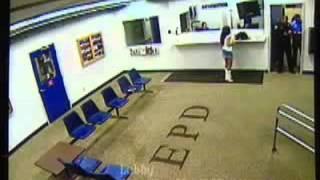 Police take advantage of a Drunk Girl