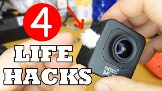 4 Useful LifeHacks!