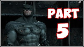 Batman Arkham City - Part 5 - Track Down Freeze! (Return to Arkham)