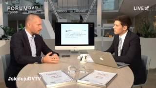 DVTV Forum - osobnost českého internetu Martin Veselovský