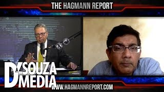 Dinesh D'Souza reveals the thing even more dangerous than Antifa thugs