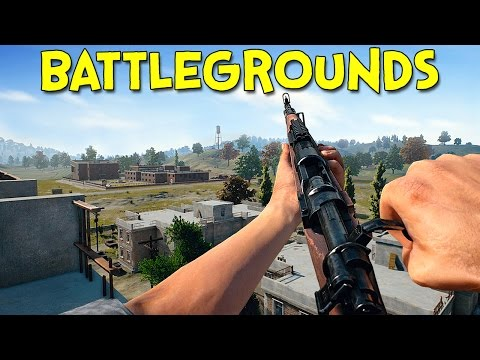 Getting Started in PlayerUnknown's Battlegrounds!