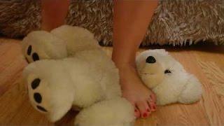Trampling Teddy bear(new)