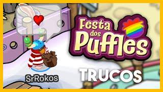 ¡Guía de la Fiesta de Puffles en Club Penguin Online 2019!