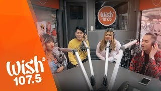 """5thGen performs """"Tuloy Pa Rin Ako"""" LIVE on Wish 107.5 Bus"""