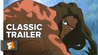 Tarzan (1999) Trailer #1   Movieclips Classic Trailers
