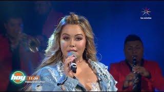 Chiquis Rivera - Horas Extras (Programa Hoy)