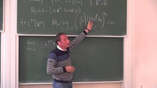 Lecture 1 | Harmonic analysis methods and the regularity problem for PDEs with discontinuous data