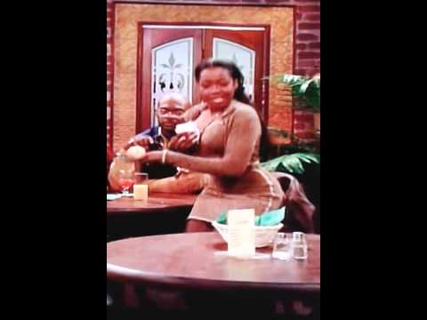 Boobs Tichina nude arnold