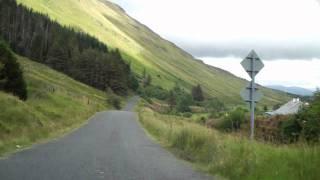 Drive Over Glengesh Pass