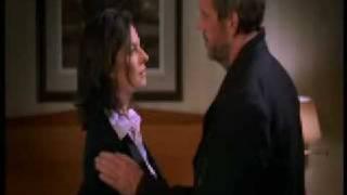 Dr.House und Stacy vergleichen ihre Beziehung mit Vindaloo Curry