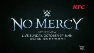 WWE No Mercy 2016 Official Theme Song
