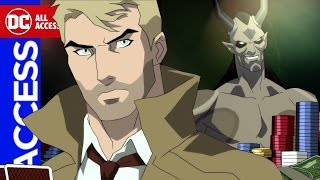 Exclusive Clip – Justice League Dark + All-Star Batman Finale