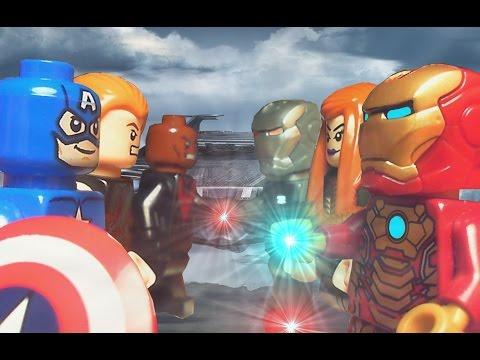 Captain America Civil War Episode 2