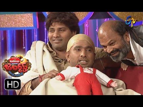 Adhire Abhinay Performance   Jabardasth   5th January 2017  ETV  Telugu
