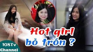 Rộ tin 'Hot girl xứ Thanh' Trần Vũ Quỳnh Anh đã trốn đi nước ngoài [108Tv]