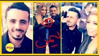 شاهد اروى تغني مع عمار العزكي نجم عرب ايدل ٢٠١٧ في بيروت