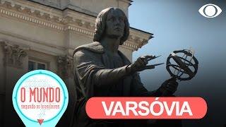 O Mundo Segundo Os Brasileiros: Varsóvia - Parte 1