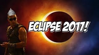 Solar Eclipse! Of Science, Hoaxes & Vin Diesel...
