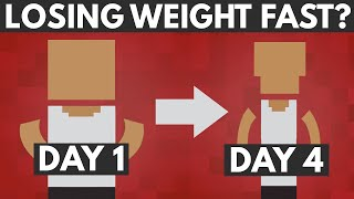 What Happens If You Lose Weight REALLY, Really Fast?