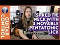 Download Video Download Shred the Neck With 3 Movable Pentatonic Licks 3GP MP4 FLV