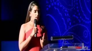Richa Chadha speaks about Bulimia at Tedx DTU