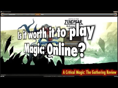 Xxx Mp4 Is It Worth It To Play Magic The Gathering Online A Critical MTG Review 3gp Sex