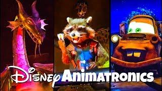 Top 10 Must See Animatronics at Disneyland!