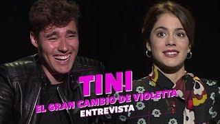 Tini El Gran cambio de Violetta - Entrevista con el cast