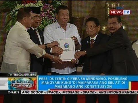 Xxx Mp4 BP Pres Duterte Giyera Sa Mindanao Posibleng Mangyari 3gp Sex