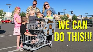 New House Shopping & Pineapples || Mommy Monday