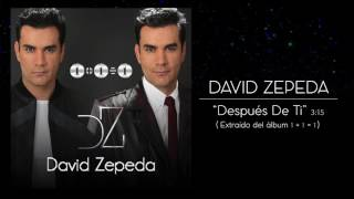 David Zepeda - Después de ti