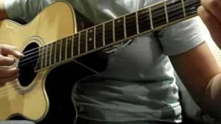 Punteo de Titanic con guitarra acustica (My heart will go on)