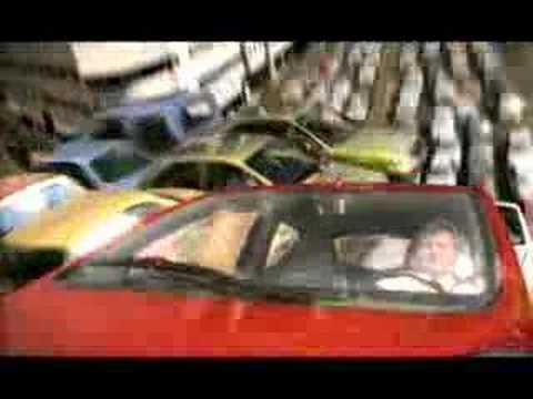 jugando al cubo con los autos