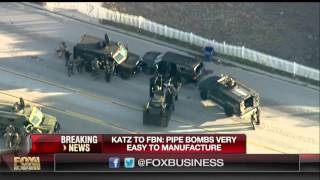 Katz: A kid could make these pipe bombs