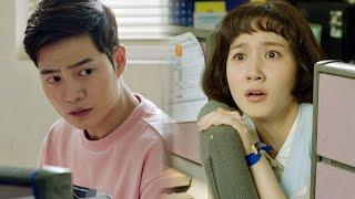 나랑 연애할래? 치정 멜로 만들자~♥ 아아앙~(흔들흔들) 청춘시대 9회