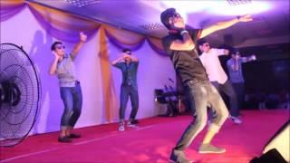 Dhakar pola dance by nsu students