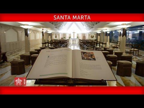 Xxx Mp4 PAPA FRANCESCO MESSA SANTA MARTA 2018 04 12 3gp Sex