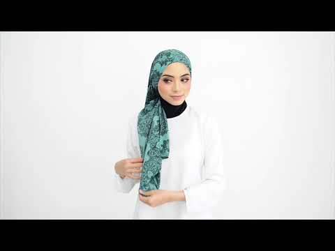 Xxx Mp4 Benang Hijau Hijab Tutorial Nadeera Printed Tutorial 4 3gp Sex