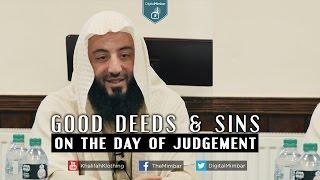 Good Deeds & Sins on the Day of Judgement - Wahaj Tarin