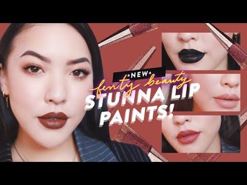Xxx Mp4 NEW Fenty Beauty Stunna Lip Paints GBT Soothingsista 3gp Sex